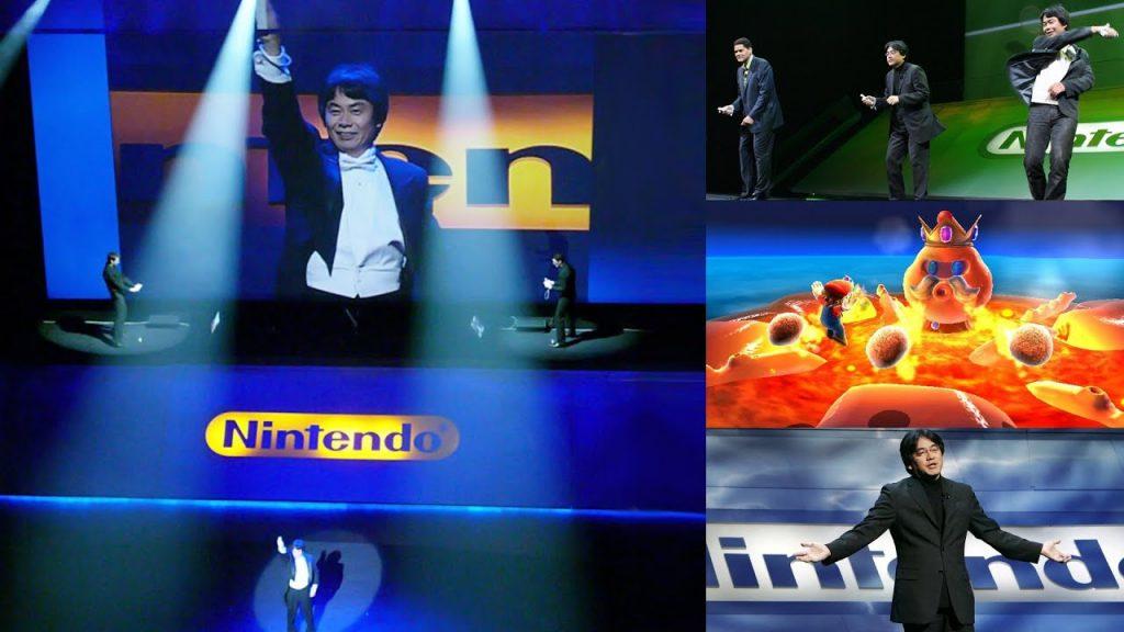 El E3 necesita renovarse. Peli o Manta. Nintendo