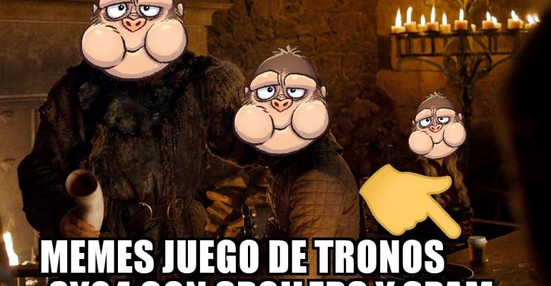 Memes Juego de tronos 8x04. Peli o Manta. Portada