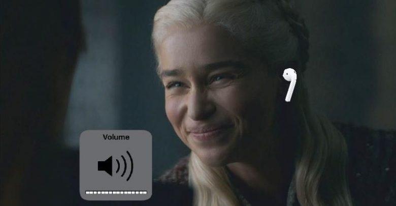 Memes Juego de tronos 8x05. Peli o Manta. Portada