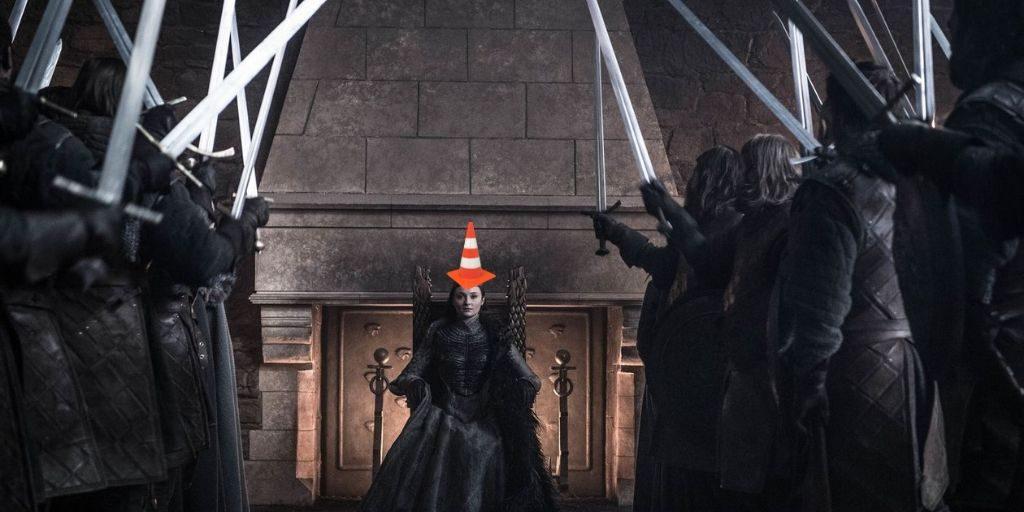 Memes-juego-de-tronos-8x06.-Peli-o-Manta.-Cone-in-the-north
