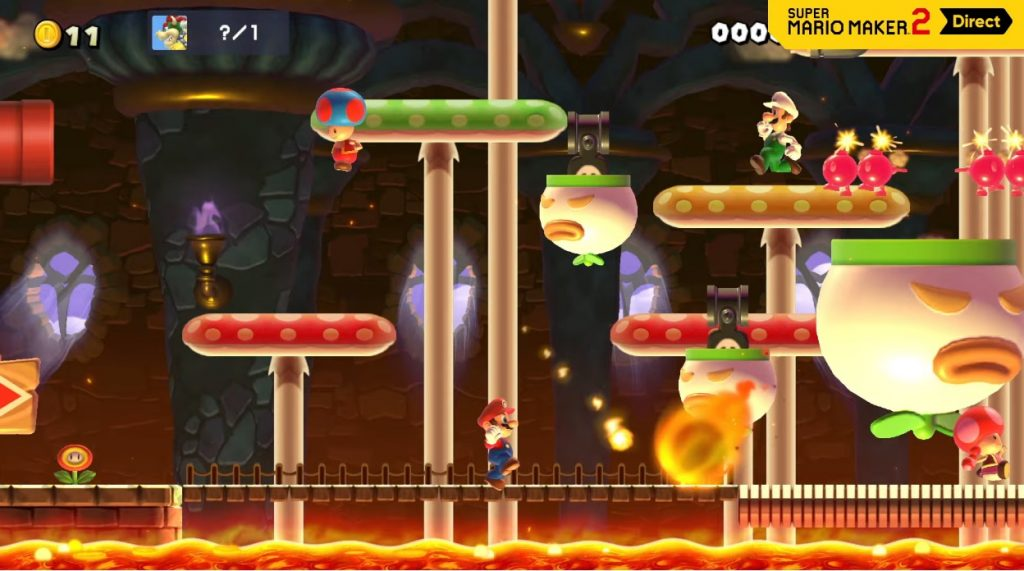 Nintendo-Direct-Mario-Maker-2.-Peli-o-Manta.-Cooperativo