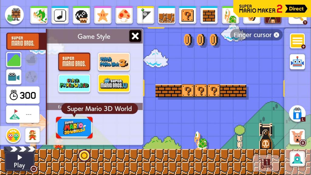 Nintendo-Direct-Mario-Maker-2.-Peli-o-Manta.-Mario-3D-World
