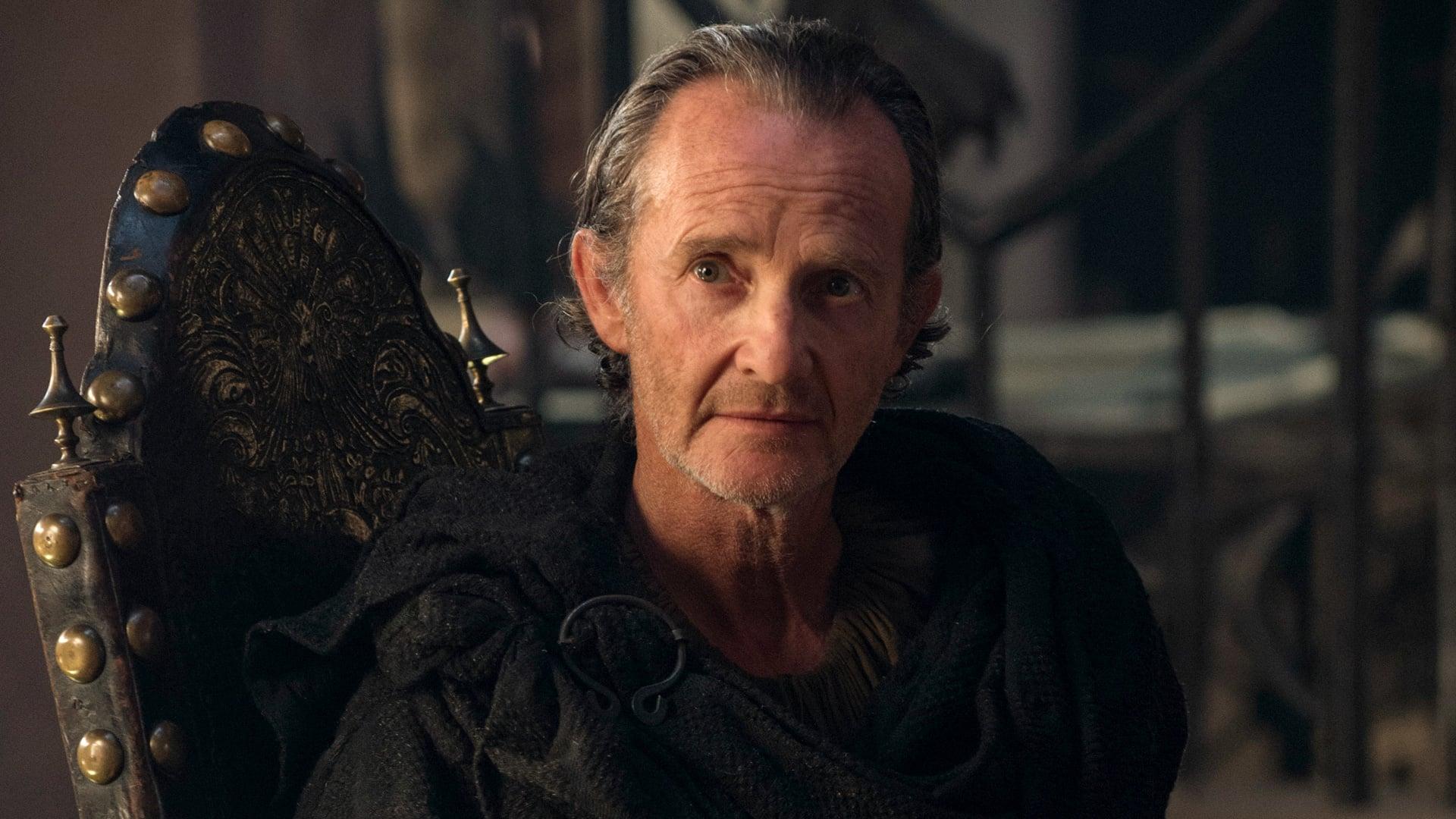 Personajes irrelevantes Juego de tronos. Peli o Manta. Qyburn