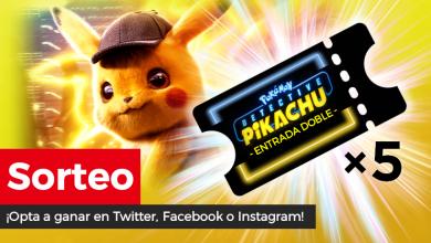 Sorteo Pokémon Detective Pikachu. Peli o Manta. Sorteo