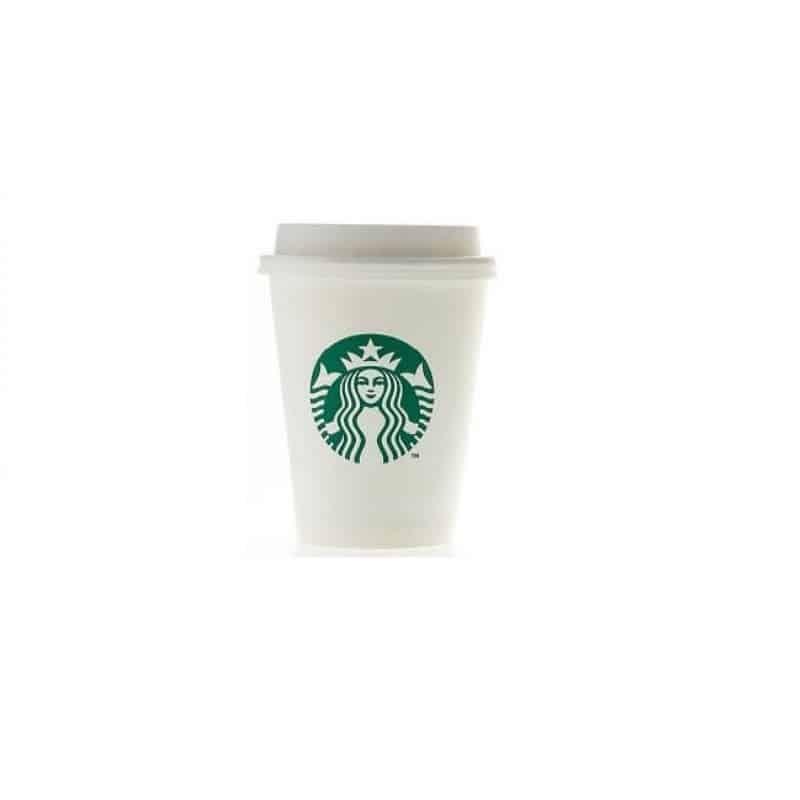 Starbucks y el trono de hierro. Peli o manta. Corto
