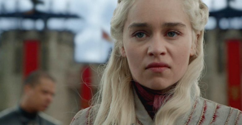 peli o manta. errores juego de tronos. daenerys
