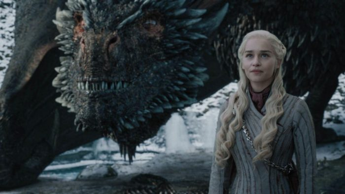 peli o manta. juego de tronos 8x04. daenerys