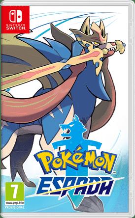Direct Pokémon Espada y Escudo. Peli o Manta. Pokémon Espada