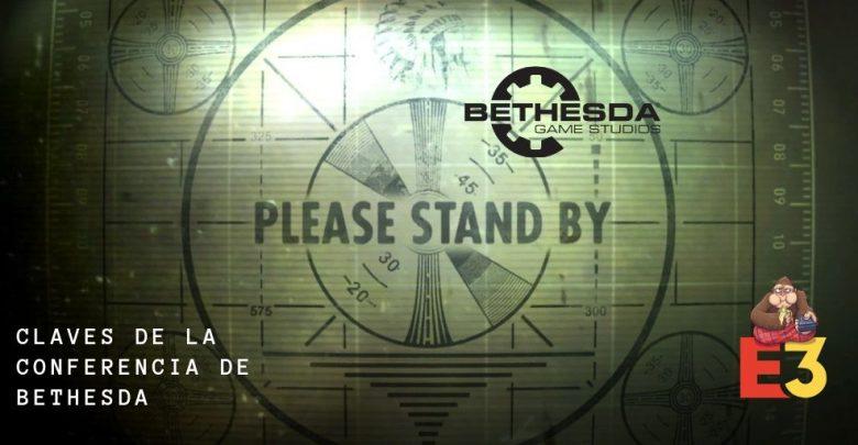 Resumen Bethesda E3 2019. Peli o Manta. Bethesda 10 de junio 2.30h