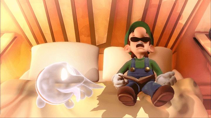 Resumen del Nintendo E3 2019. Peli o Manta. Luigi desmayado