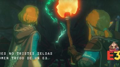 Secuela Zelda Breath of the Wild
