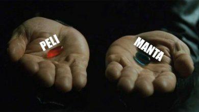 Sorteo Matrix. Peli o Manta. Palacio de la prensa