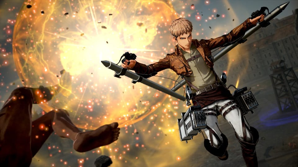 Aot 2: final battle ya a la venta