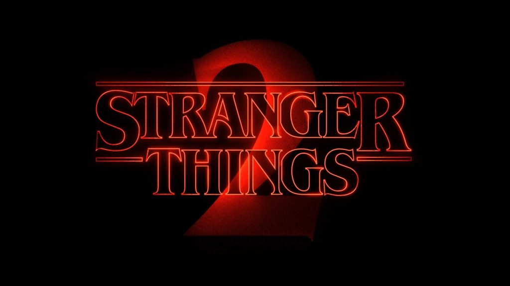 Peli o Manta. Resumen Stranger Things 2. Logo