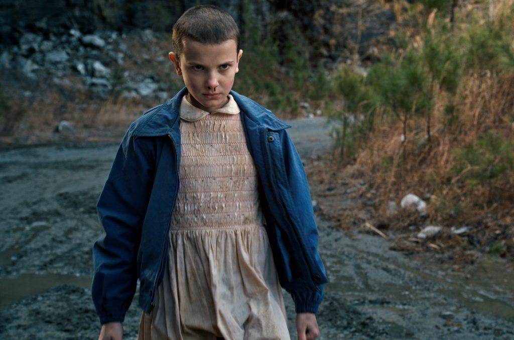 Peli o manta. Resumen Stranger Things Temporada 1. Eleven