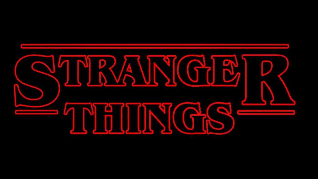 Peli o manta. Resumen Stranger Things Temporada 1. Logo