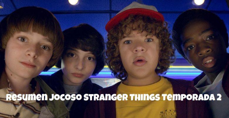 Resumen Stranger Things 2. Peli o Manta. Resumen Temporada 2 Stranger Things