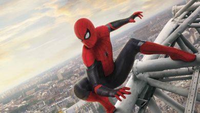 Spiderman lejos de casa. Peli o Manta. Poster