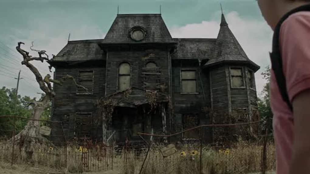 Peli o Manta. IT Chapter 1. Casa Neibolt Street