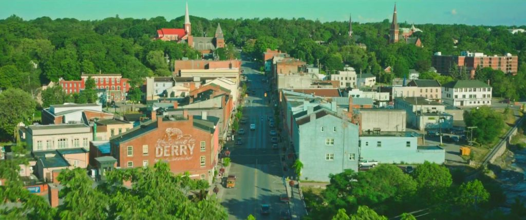 Peli o Manta. IT Chapter 1. Derry