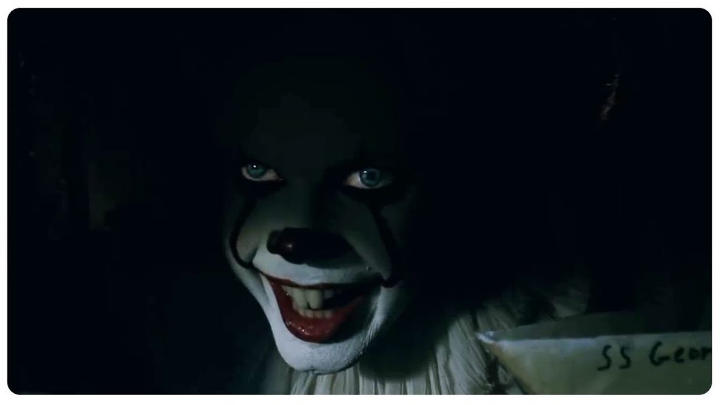 Peli o Manta. IT Chapter 1. Pennywise