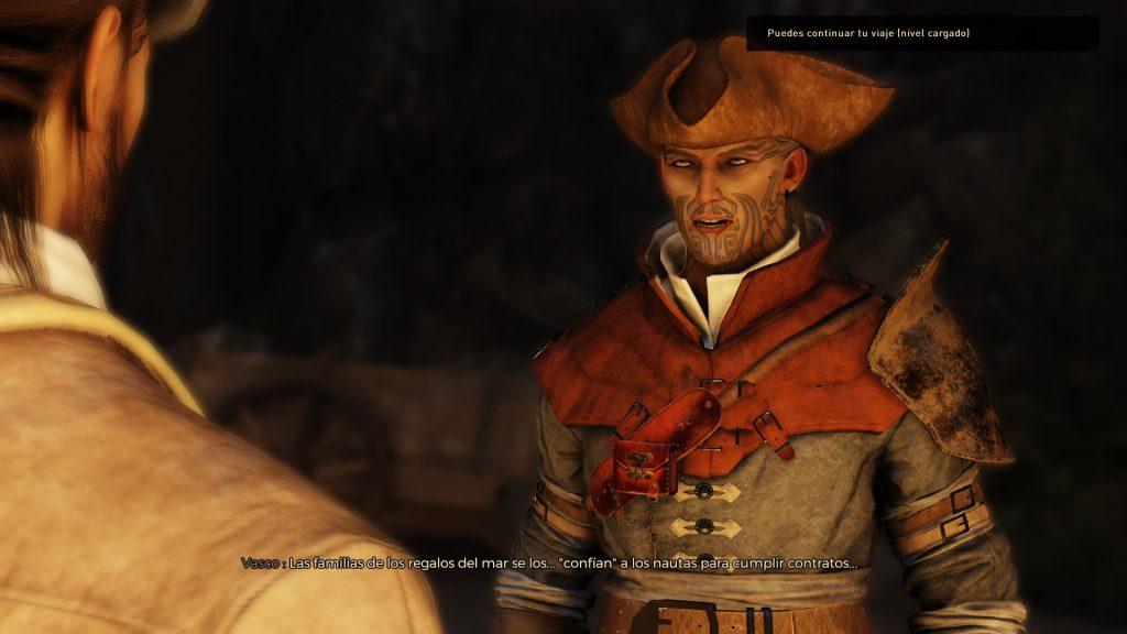 Las animaciones faciales de los personajes siguen teniendo un cierto aire robótico