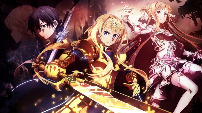 Peli o Manta, Nuevos Animes Otoño 2019. Soldados con espadas