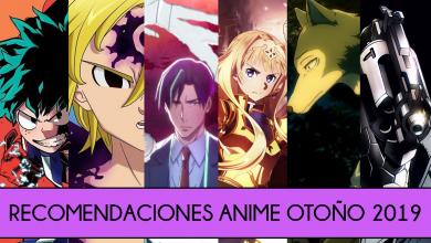 Peli o Manta. Nuevos Animes Otoño 2019. Animes