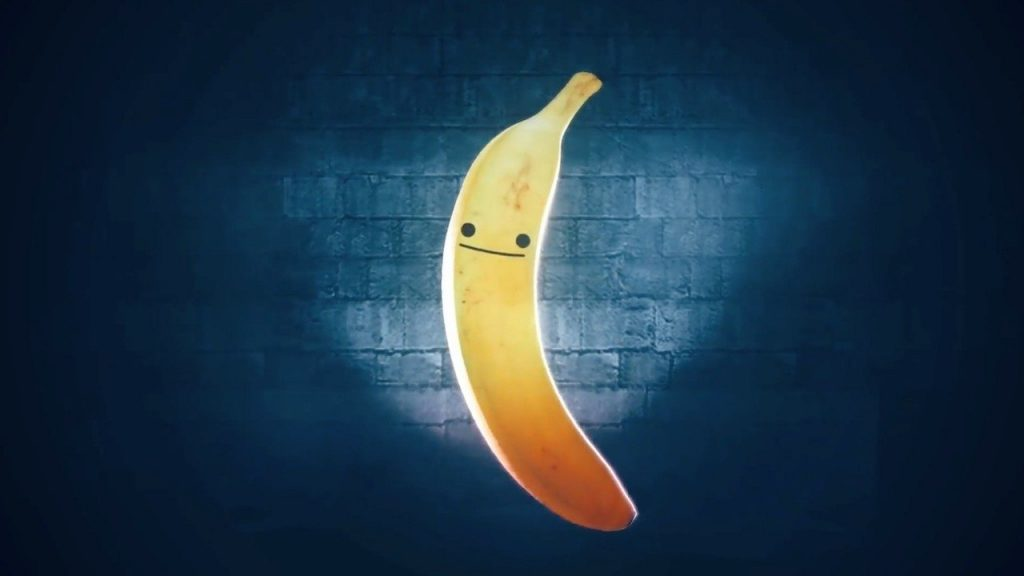 peli o manta. my friend pedro. banana