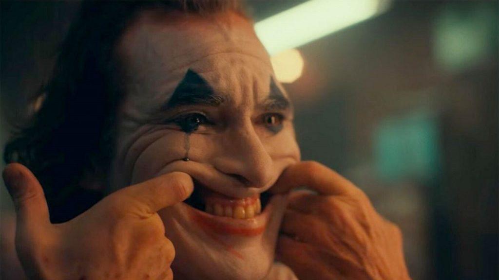 El Joker. Peli o Manta. Smile