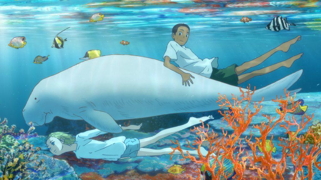 Los niños del mar (Kaijû no kodomo)