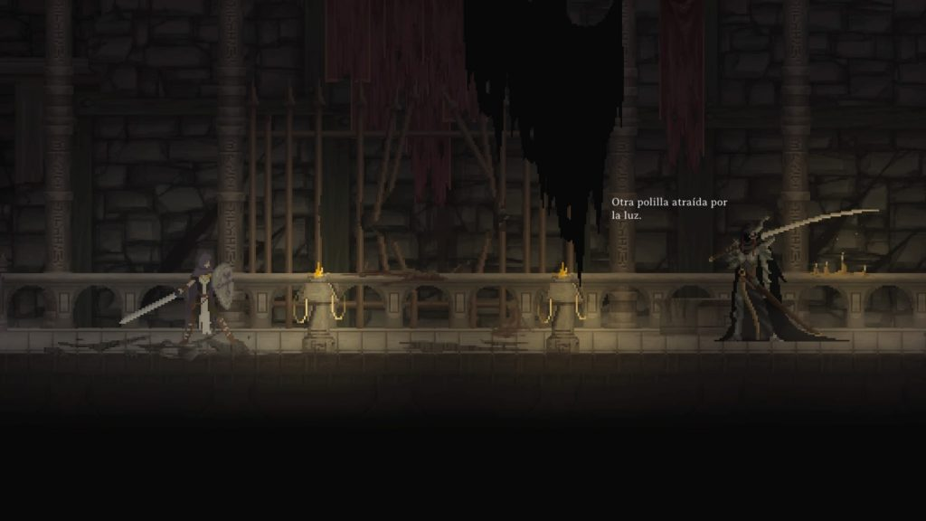 Review Dark Devotion