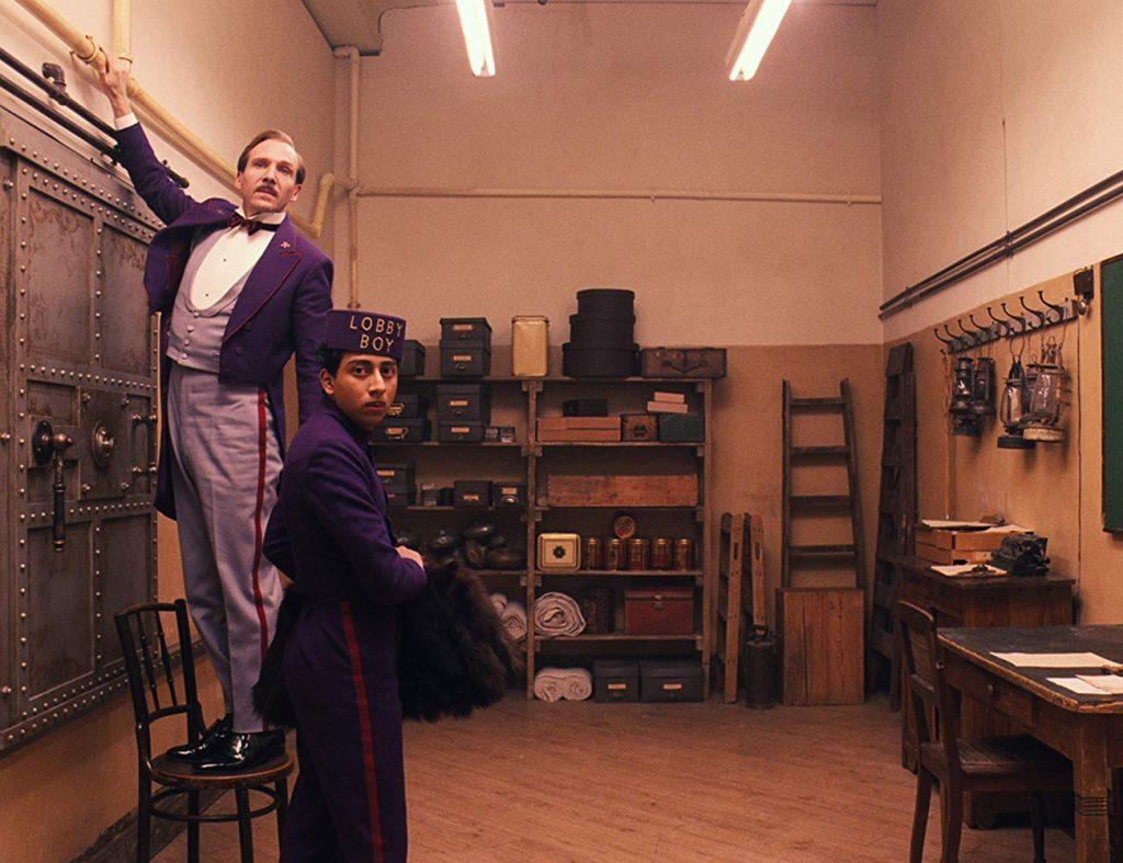 Peli o manta. 50 mejores películas de la década. The Grand Hotel Budapest