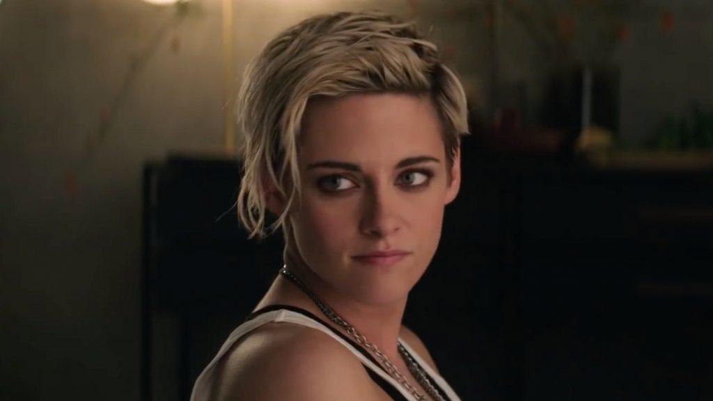 Peli o manta. Los Ángeles de Charlie. Kristen Stewart
