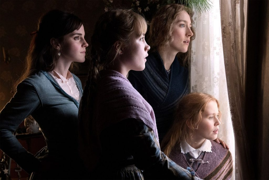 Peli o manta. Oscars 2020. Little Women