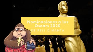 peli o manta. nominaciones a los oscars 2020. portada