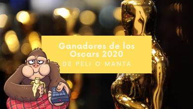 Peli o manta. Ganadores de los Oscars 2020. Portada