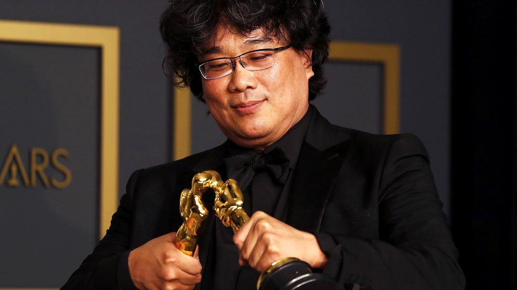 Peli o manta. Oscars 2020. Bong Joon-ho