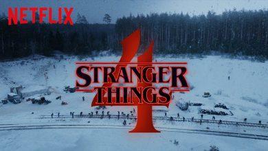 Spot de Stranger Things 4