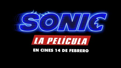 Sonic La película. Sorteo Peli o Manta