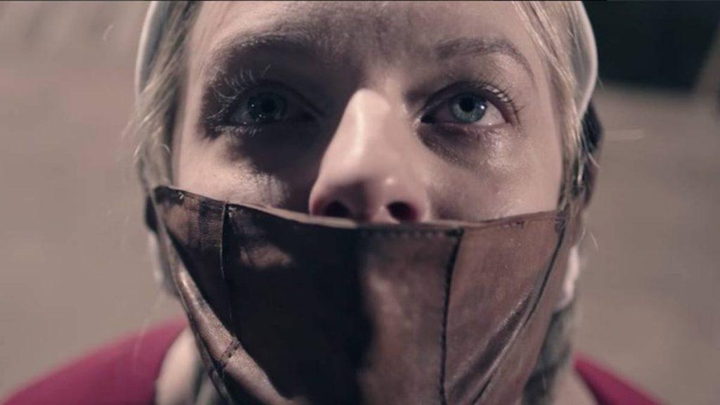 June con máscara, pero no por el coronavirus, sino por la locura de los Waterford