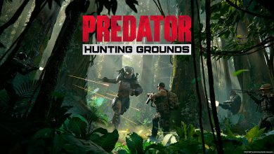 Portada para la review Predator Hunting Grounds