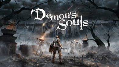 Logotipo Demon's Souls