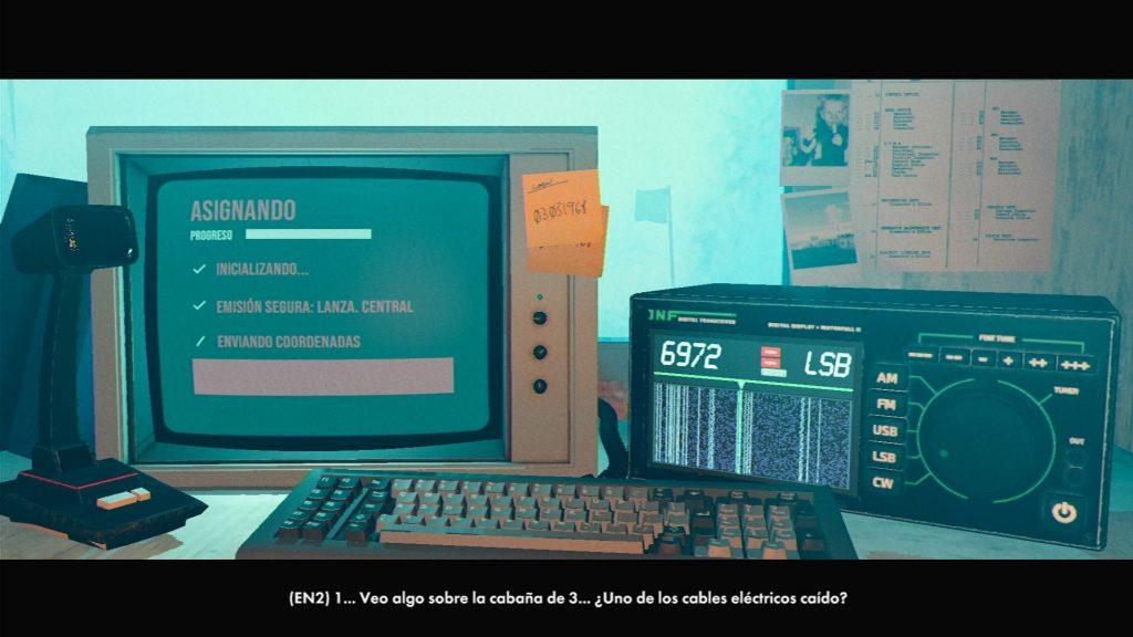 review Stories Untold Peli o Manta. Una spectrum y un teclado y tal