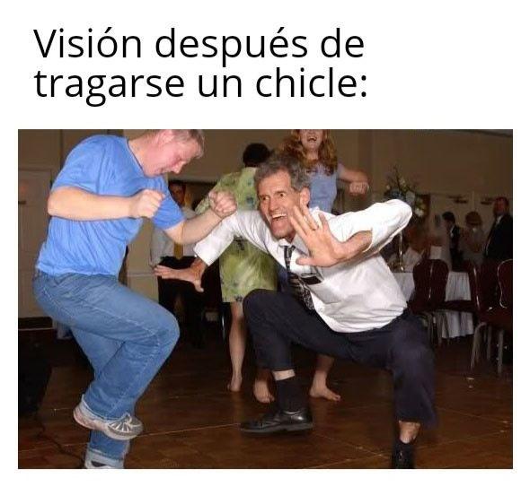 Memes WandaVision. Peli o Manta. Efectos del chicle en Visión. Análisis WandaVision capítulos 1 y 2