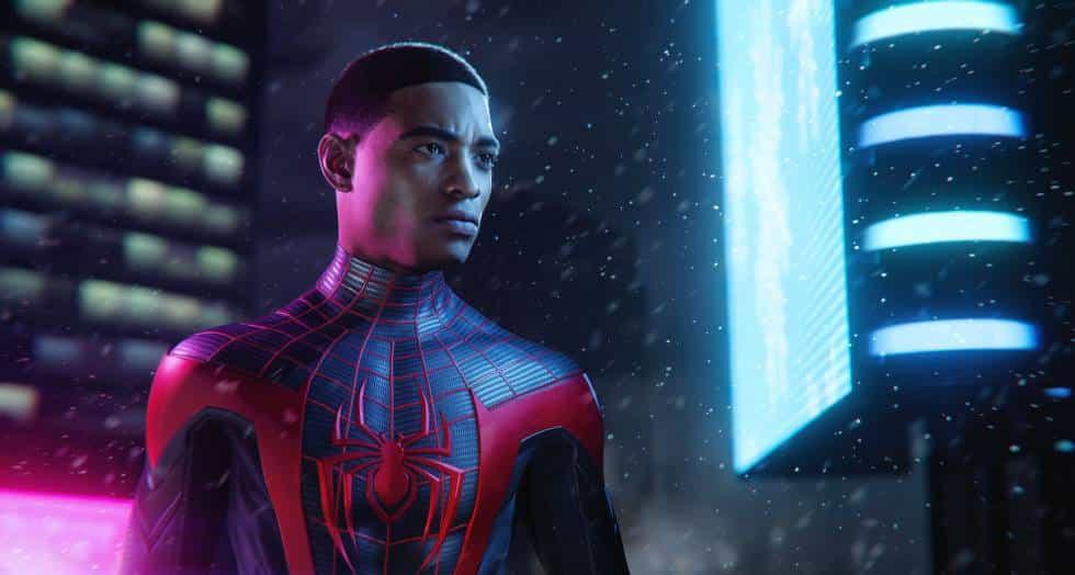 Spiderman Miles Morales PS4. Peli o Manta. Miles sin la máscara