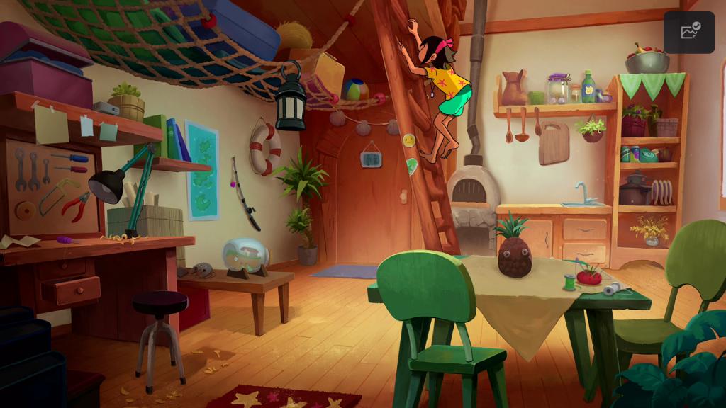 La casa de Koa y Yaya Haku es idílica en la Review Summer in Mara