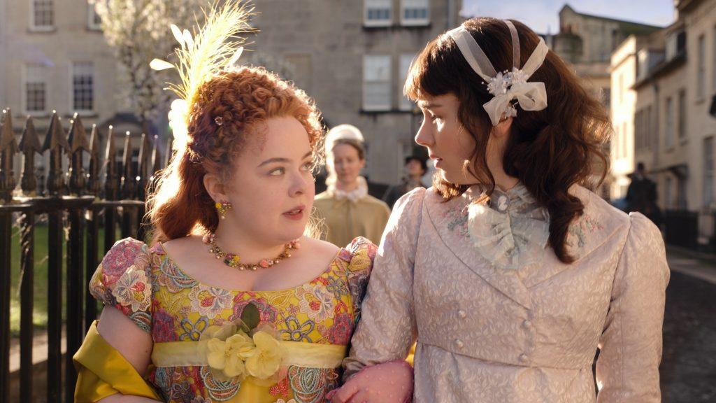 Penélope y Eloise: Crítica Bridgerton