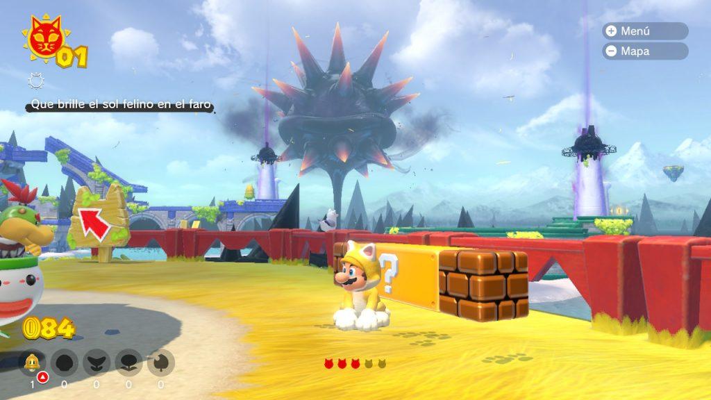 Mario Felino se toma un descanso ahora que ya termina la Review de Mario 3D World+Bowser's Fury