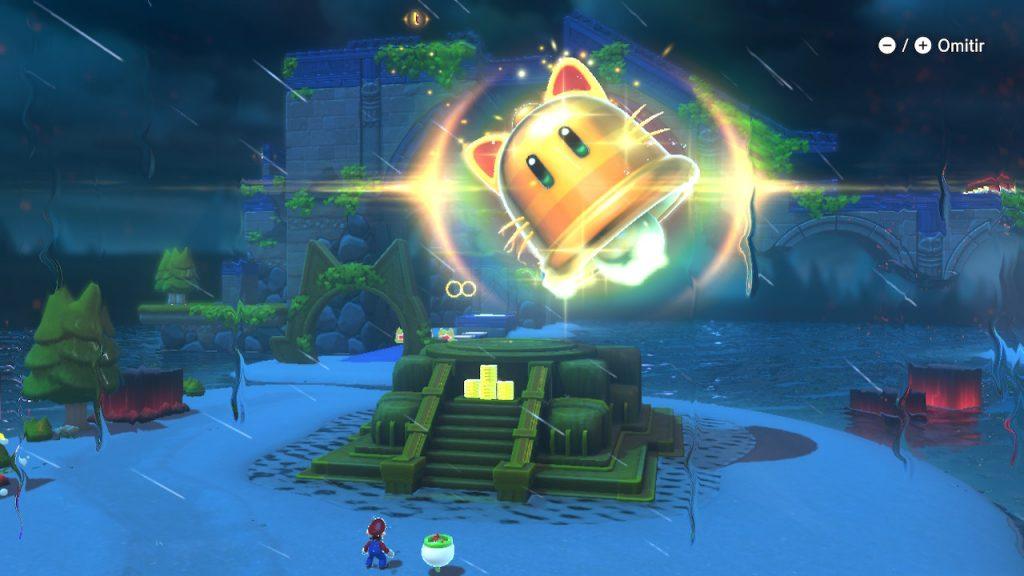 Es la Gigacampana. En la Review de Mario 3D World+Bowser's Fury te contamos que son!